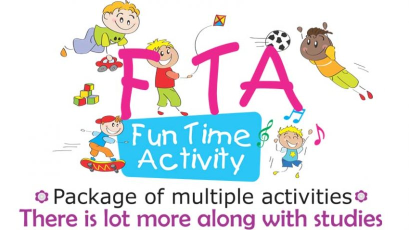 FUN TIME ACTIVITY