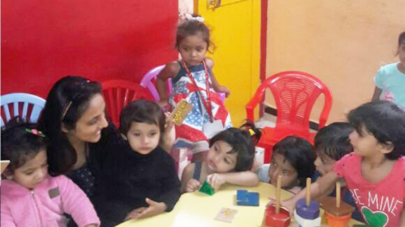 Teachers & Child Relationship @ Preschool